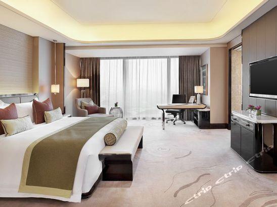 五星级酒店客房标准_图片欣赏_深圳瑞吉酒店